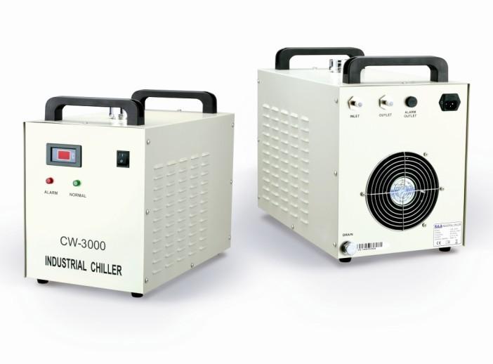 Chiller CW3000 laser co2